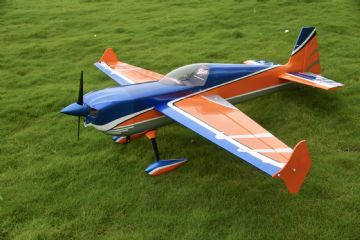 "NEW Skywing 91"" ARS300-B BLUE/ORANGE - COWL PAINT CHIP - ASK FOR PHOTOS"
